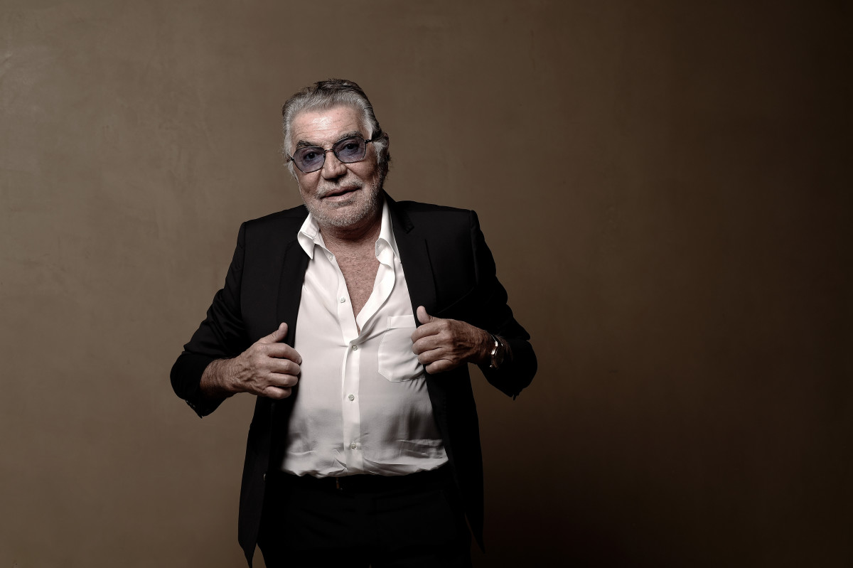 Roberto Cavalli in 2014. Photo: Gareth Cattermole/Getty Images