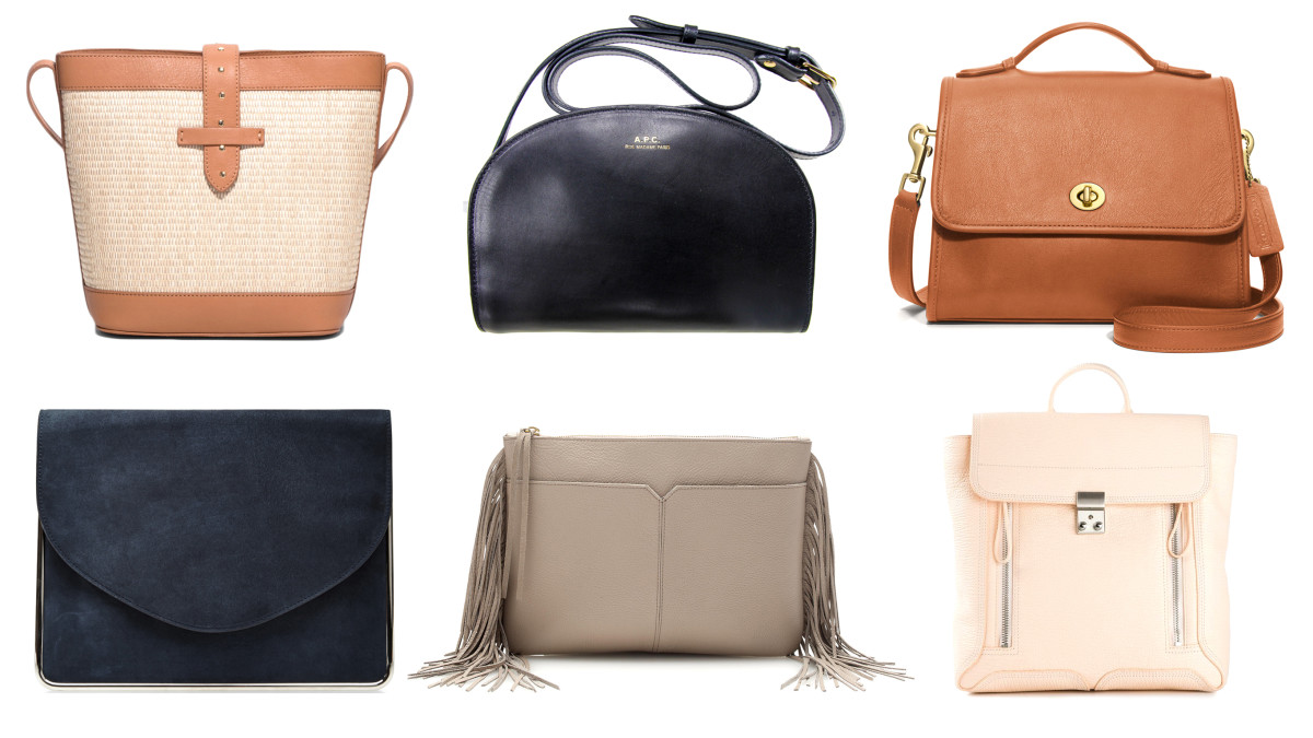 Bags, bags, bags. Photo: Compilation