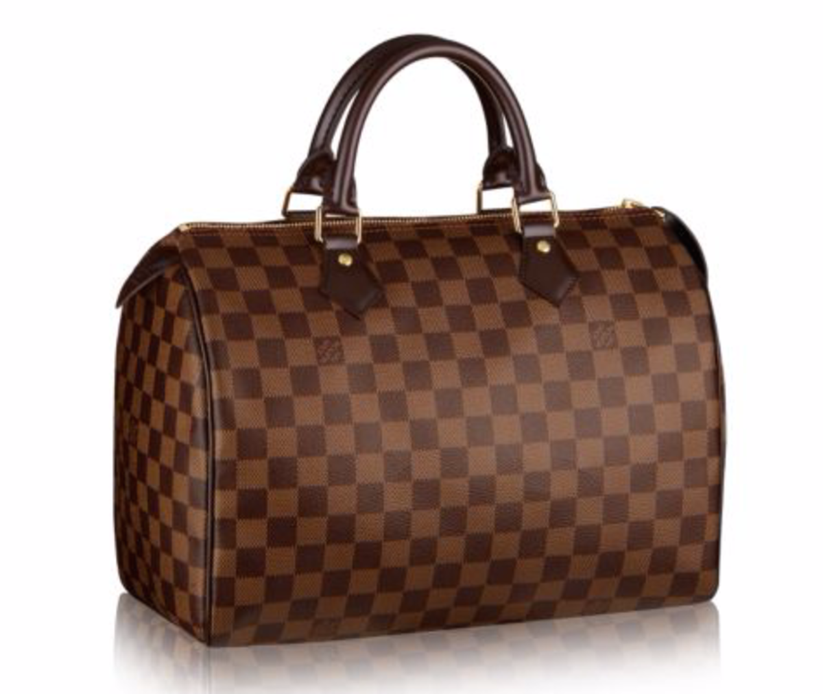 The pattern in question. Photo: Louis Vuitton