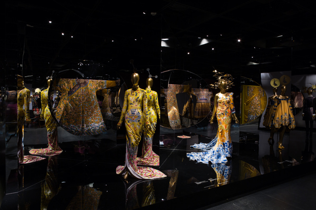 """China: Through the Looking Glass."" Photo: Metropolitan Museum of Art"