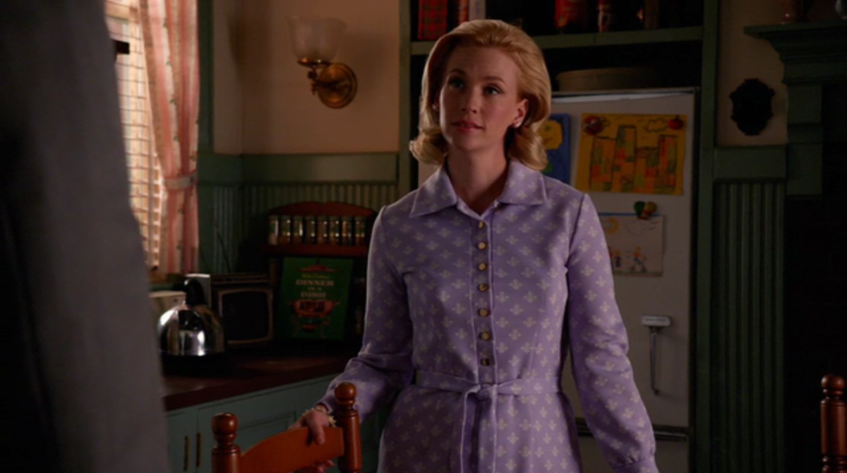 Betty the psych student. Screengrab: AMC