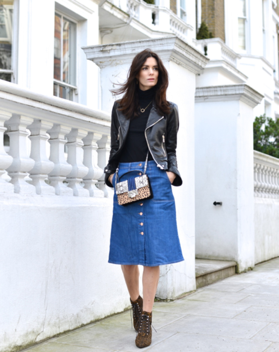 As seen on London blogger Hedvig Opshaug. Photo:Hedvig Opshaug/The Northern Light