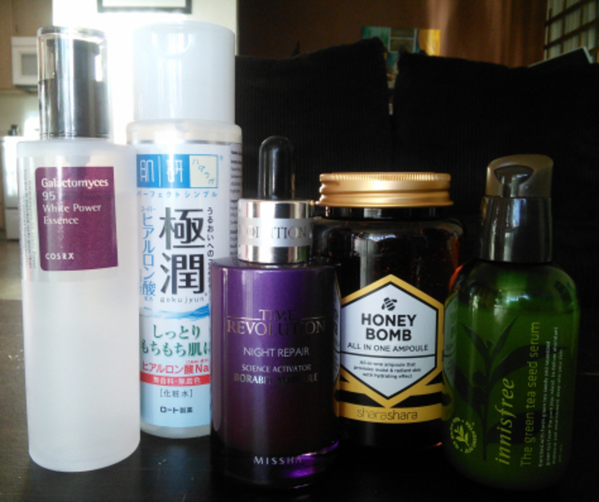 How My Elaborate Korean Skincare Routine Helps Me Fight