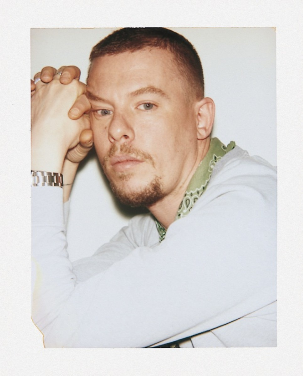Lee McQueen by Ezra Petronio.