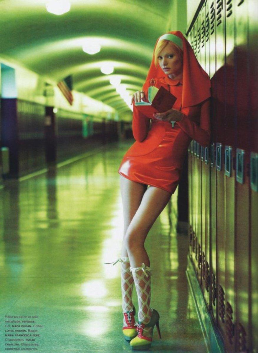 Photo: Miranda Kerr by Greg Kadel, Numero #114