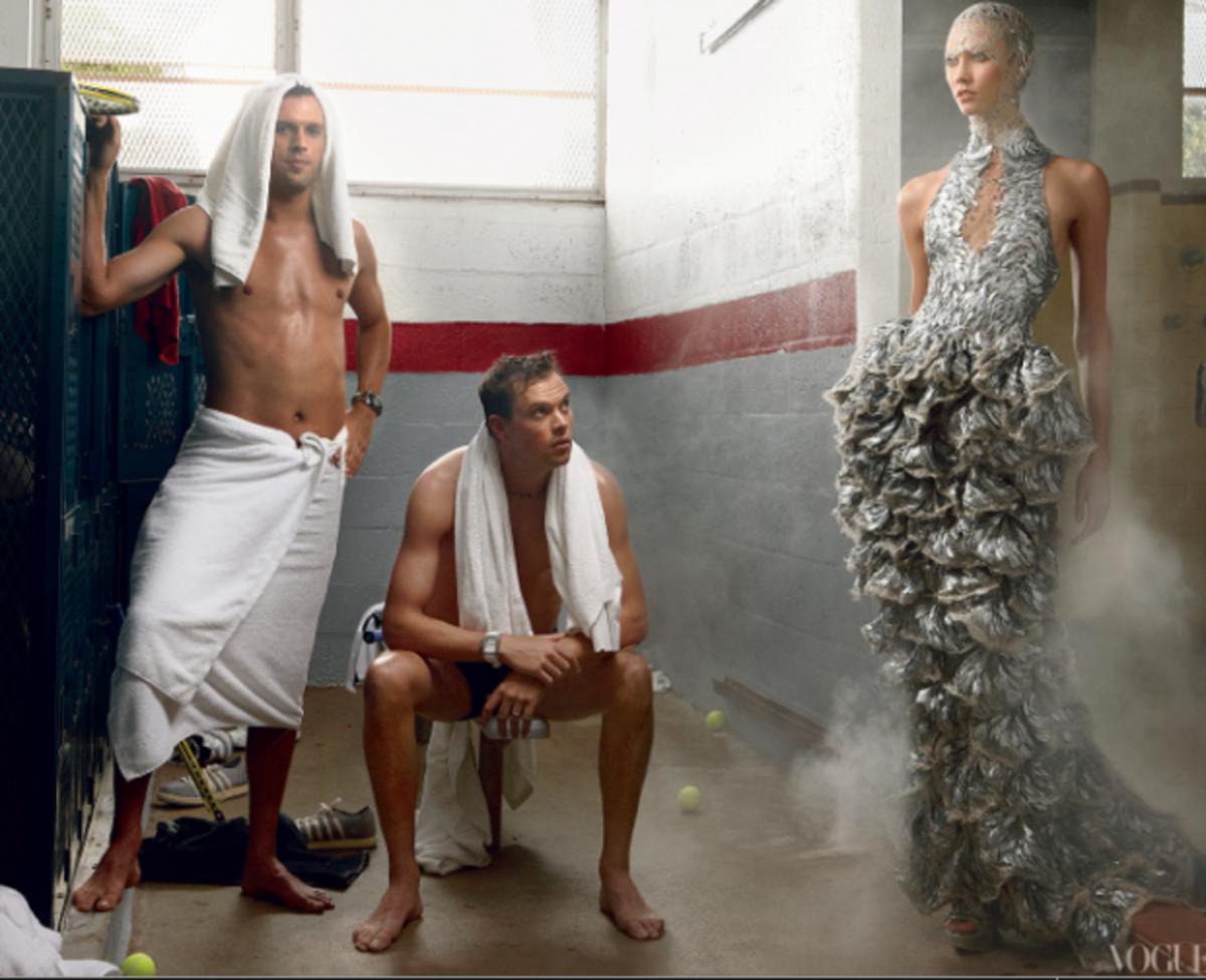 Photo: Annie Leibovitz for Vogue