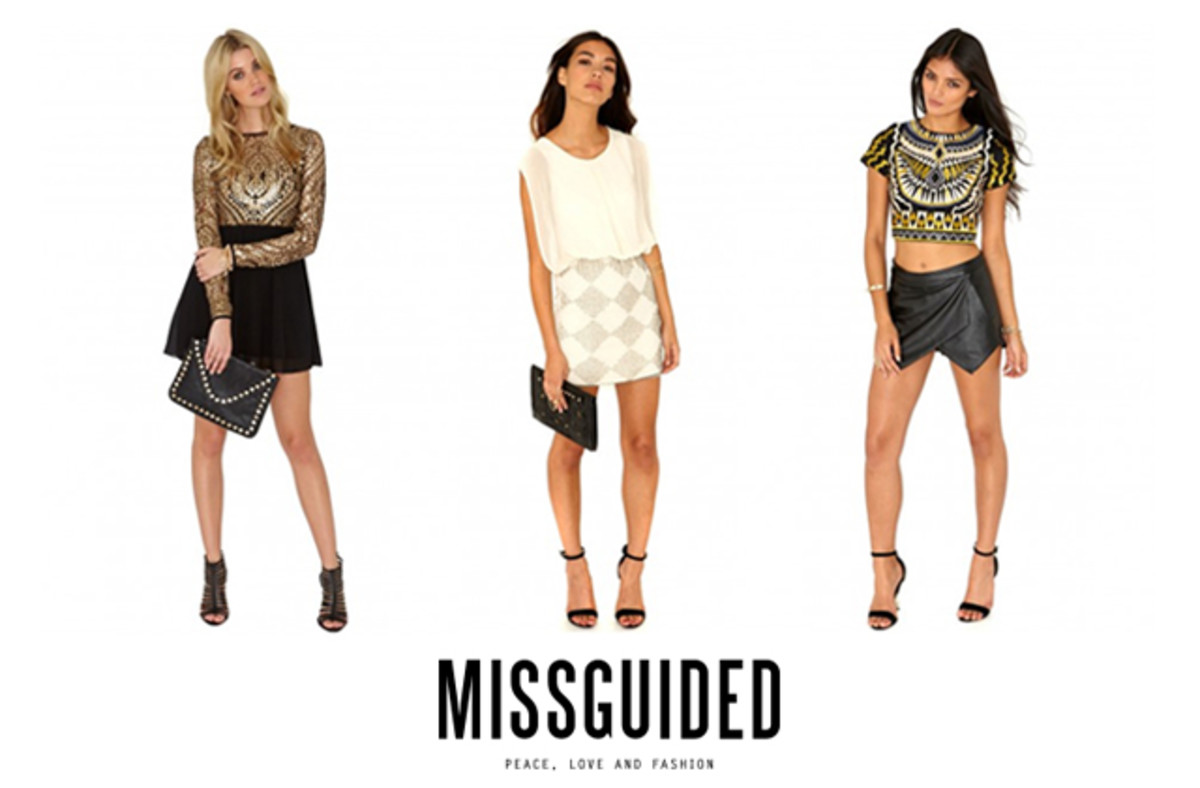 d5fa646037926 Missguided Meet the shopping destination for aspiring WAGs (that's