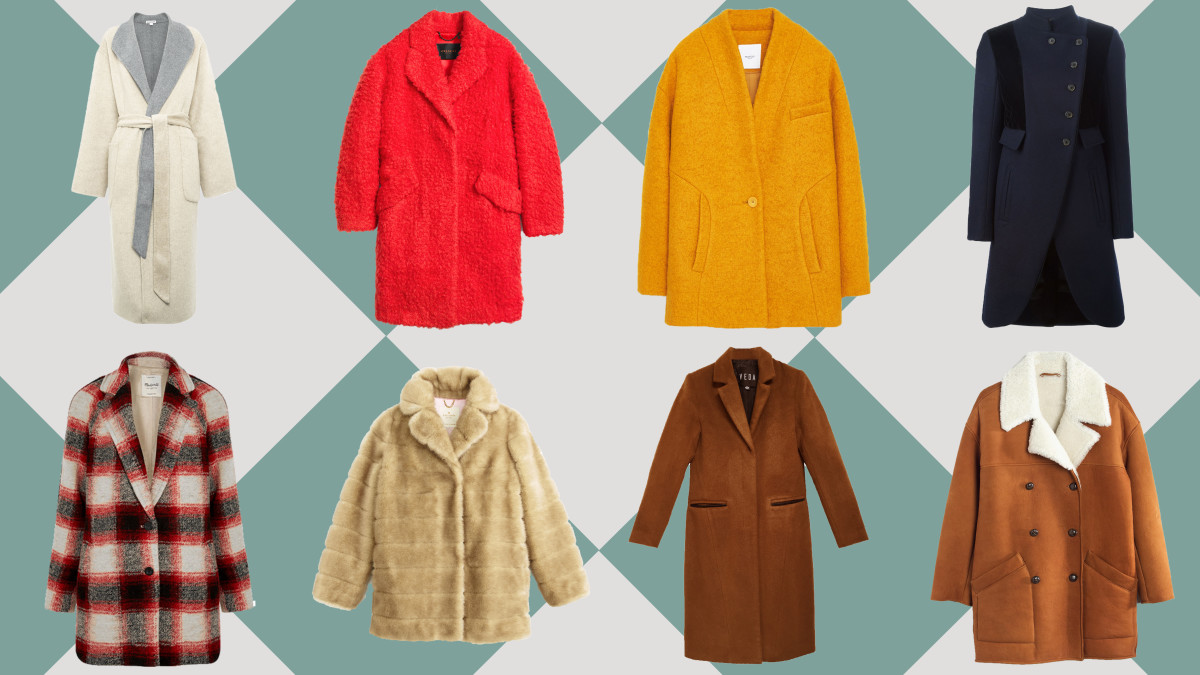 e251f4bd 55 Coats to Keep You Warm and Chic This Winter - Fashionista