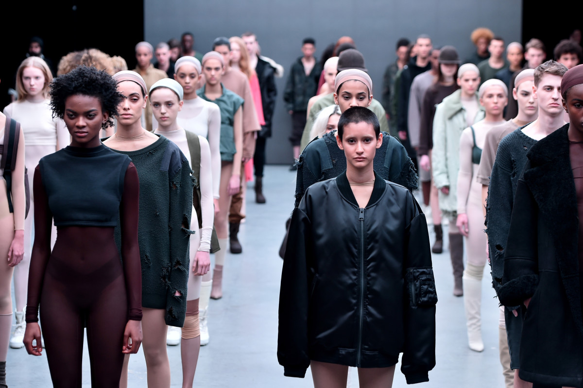 Yeezy Season 1. Photo: Theo Wargo/Getty Images