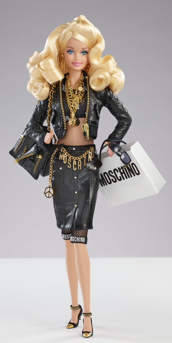 Moschino barbie. Photo: Moschino