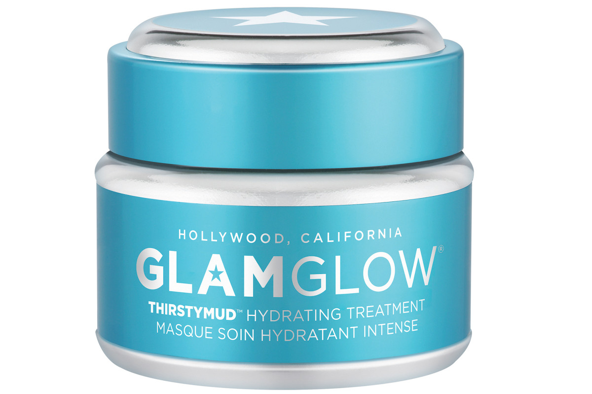 Glamglow Thirstymud hydrating treatment, $69, available at Sephora