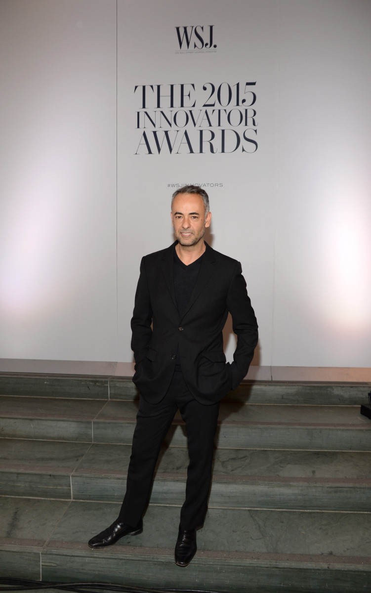 Francisco Costa at WSJ. Magazine's 5th Annual Innovator Awards. Photo: Kevin Mazur/Getty Images