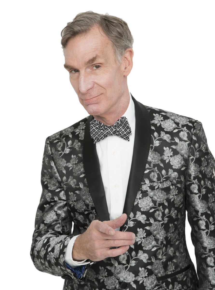 Bill Nye. Photo: Nick Graham