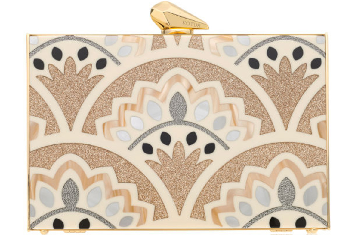 Kotur 'Simone Merrick' clutch for pre-spring 2016 ($995). Photo: Kotur