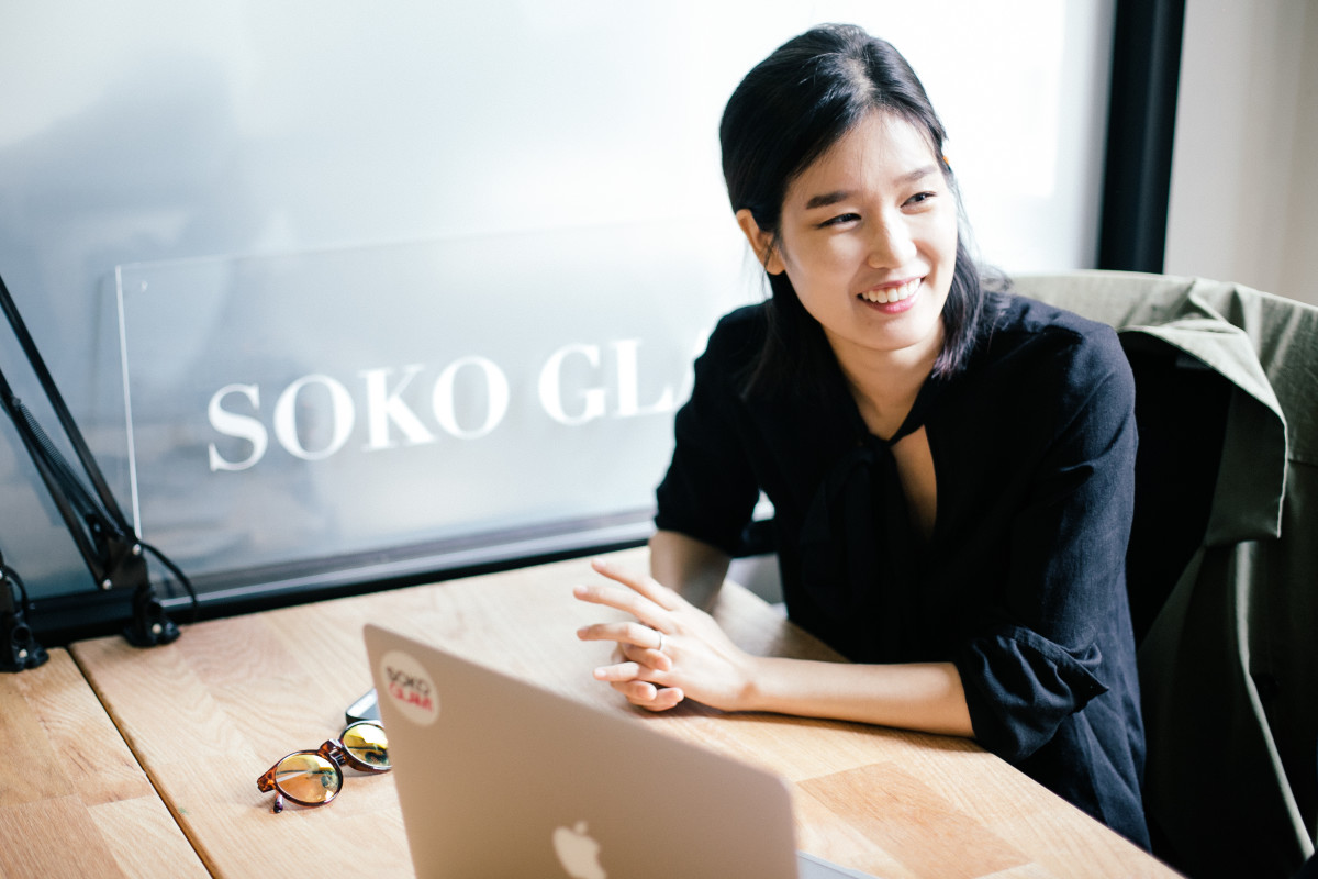 Sokoglam co-founder, Charlotte Cho. Photo: Sokoglam
