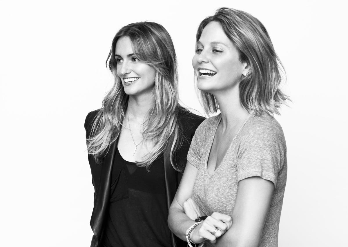 Jordan Johnson (left) and Jill Lincoln (right). Photo: The Wall Group