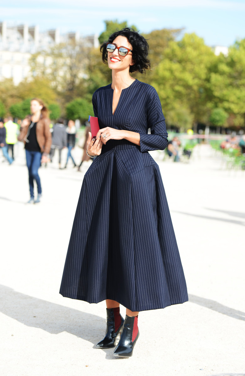 Yasmin Sewell is Style.com's new fashion director. Photo: Conde Nast International