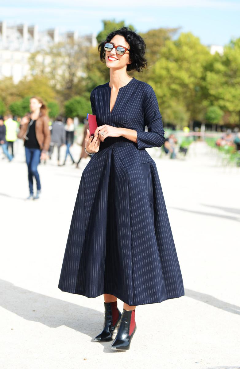 Yasmin Sewell is Style.com's new fashion director. Photo: Conde Nast International