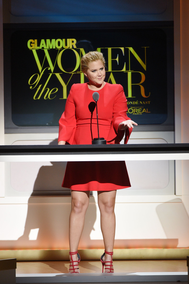 Amy Schumer. Photo: Larry Busacca
