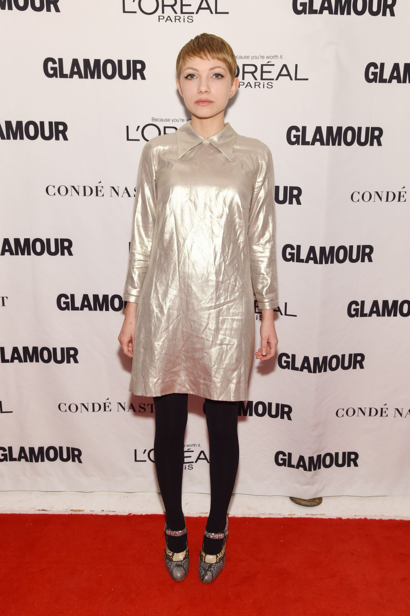 Tavi Gevinson. Photo: Larry Busacca/Getty Images