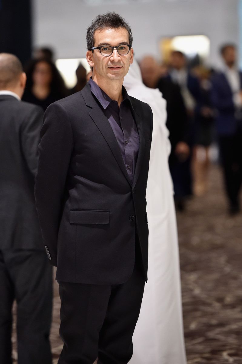 Yoox Net-a-Porter Group's CEO Federico Marchetti. Photo: Jacopo Raule/Getty Images