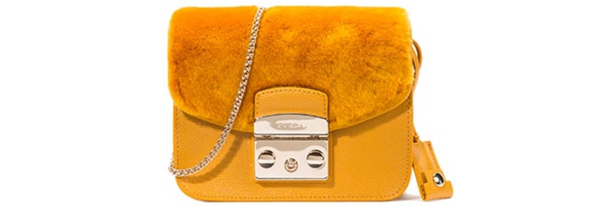 The Furla Metropolis bag, $478, available at Furla.