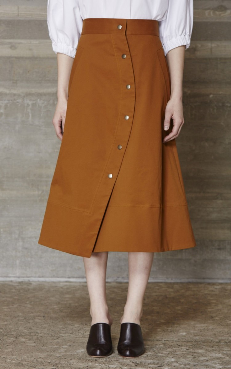 Rachel Comey 'Bent' Skirt, $368, available at Rachel Comey and Nordstrom.
