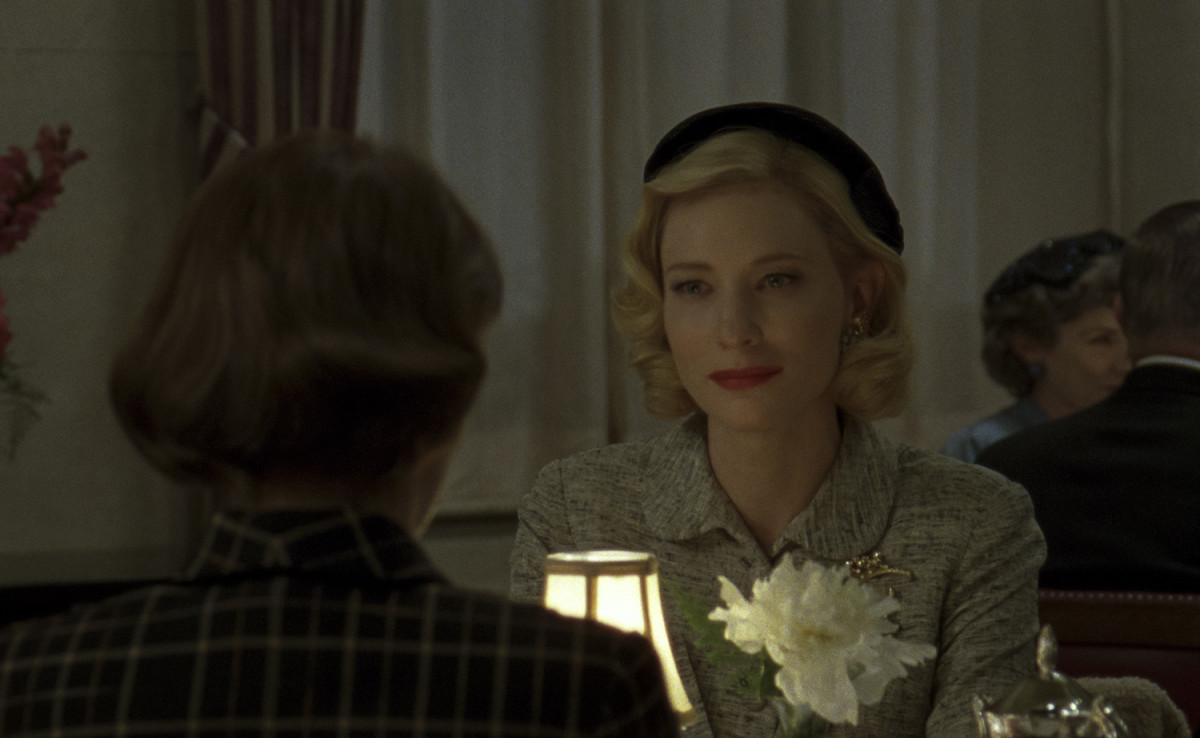 Cate Blanchett as Carol Aird. Photo: 2015 The Weinstein Company
