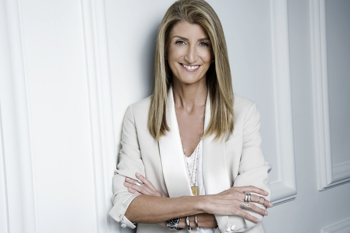 Sarah Rutson, Net-a-Porter's vice president of buying. Photo: Net-a-Porter