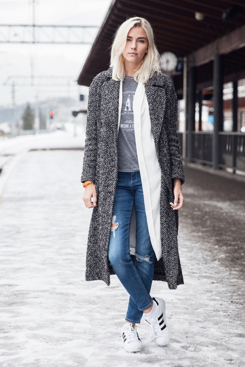 Blogger Elsa Ekman. Photo: Just The Design
