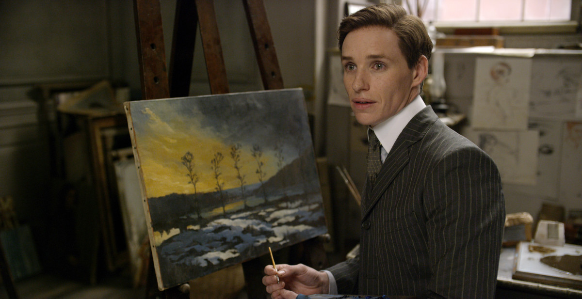 "Eddie Redmayne as Einar Wegener in Tom Hooper's ""The Danish Girl."" Photo: Focus Features."