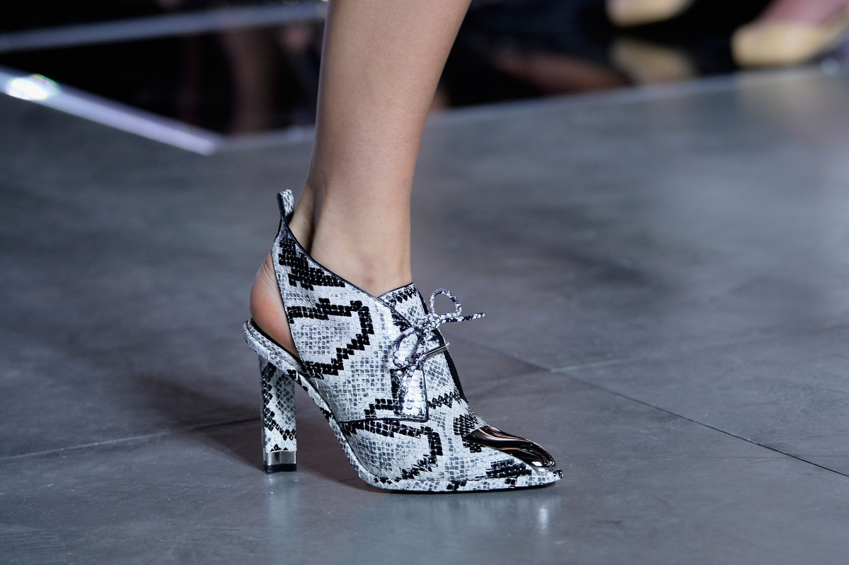 A sweet pair of Louis Vuitton pumps. Photo: Pascal le Segretain/Getty Images
