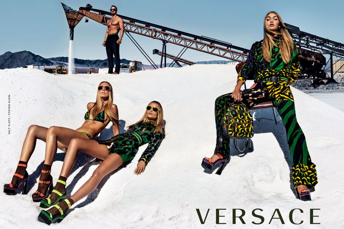 Photo: Steven Klein/Versace