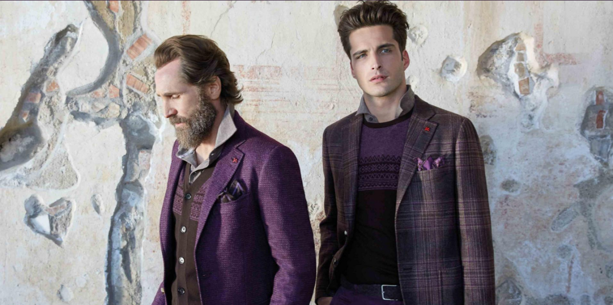 Image courtesy of ISAIA - Fall/Winter 2015 Lookbook