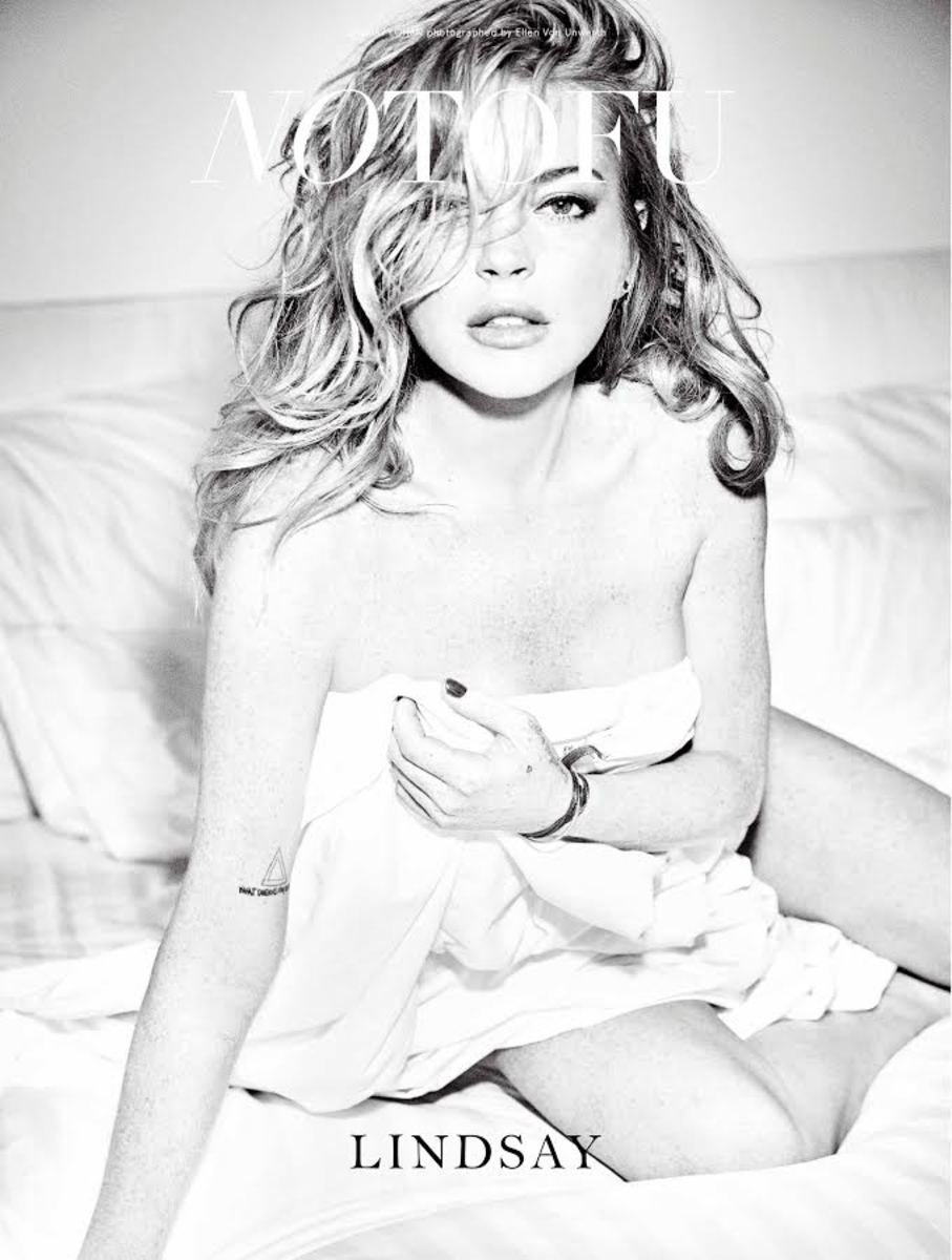 Photo: Ellen Von Unwerth for 'No Tofu'