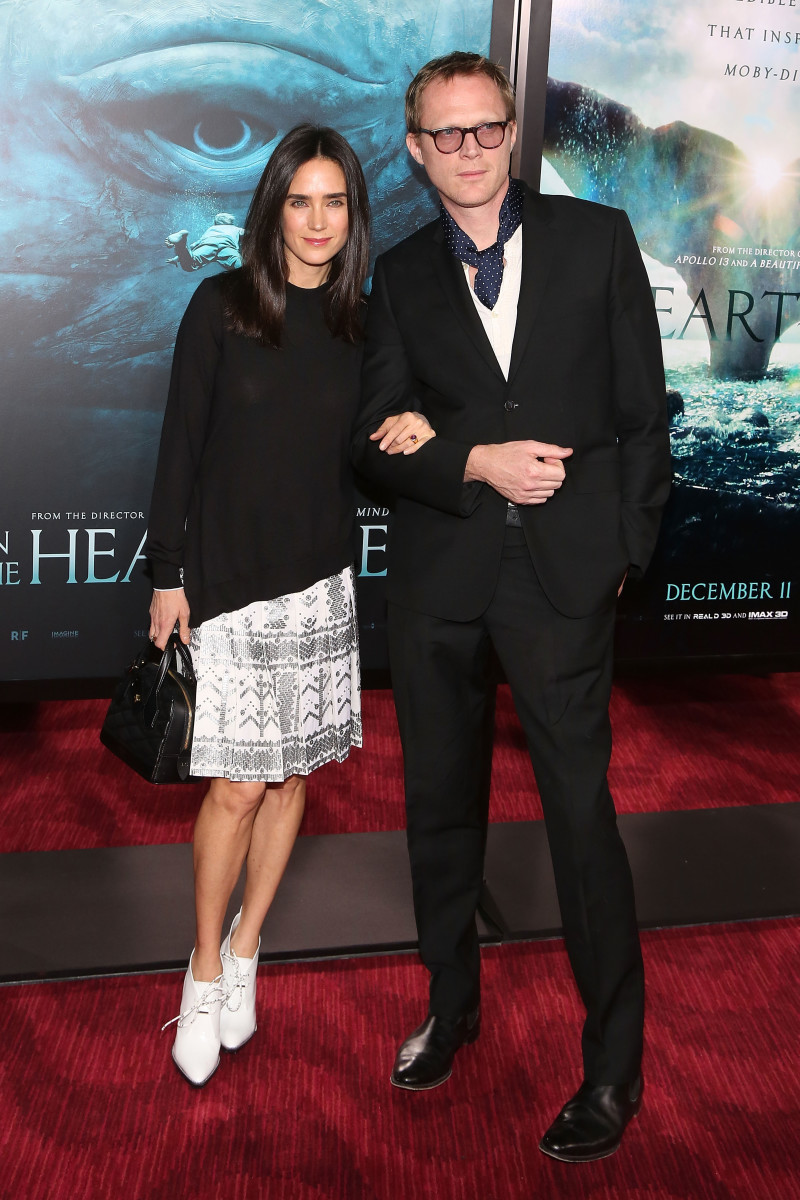Paul Bettany Your Scarf Loving New Style Icon Fashionista