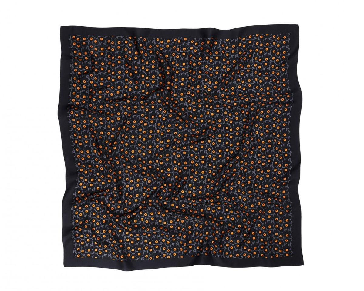 Pikkuinen Unikko Silk Scarf, $149, available at Marimekko.