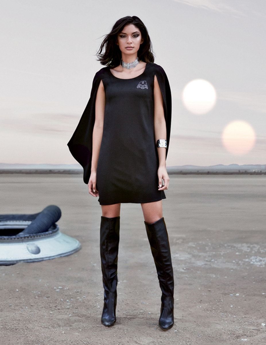 "A look from the Hot Topic ""Star Wars"" by Her Universe collection. Photo: Courtesy of Hot Topic"