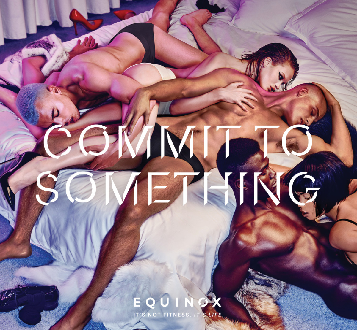An image from Equinox's campaign for 2016. Photo: Steven Klein