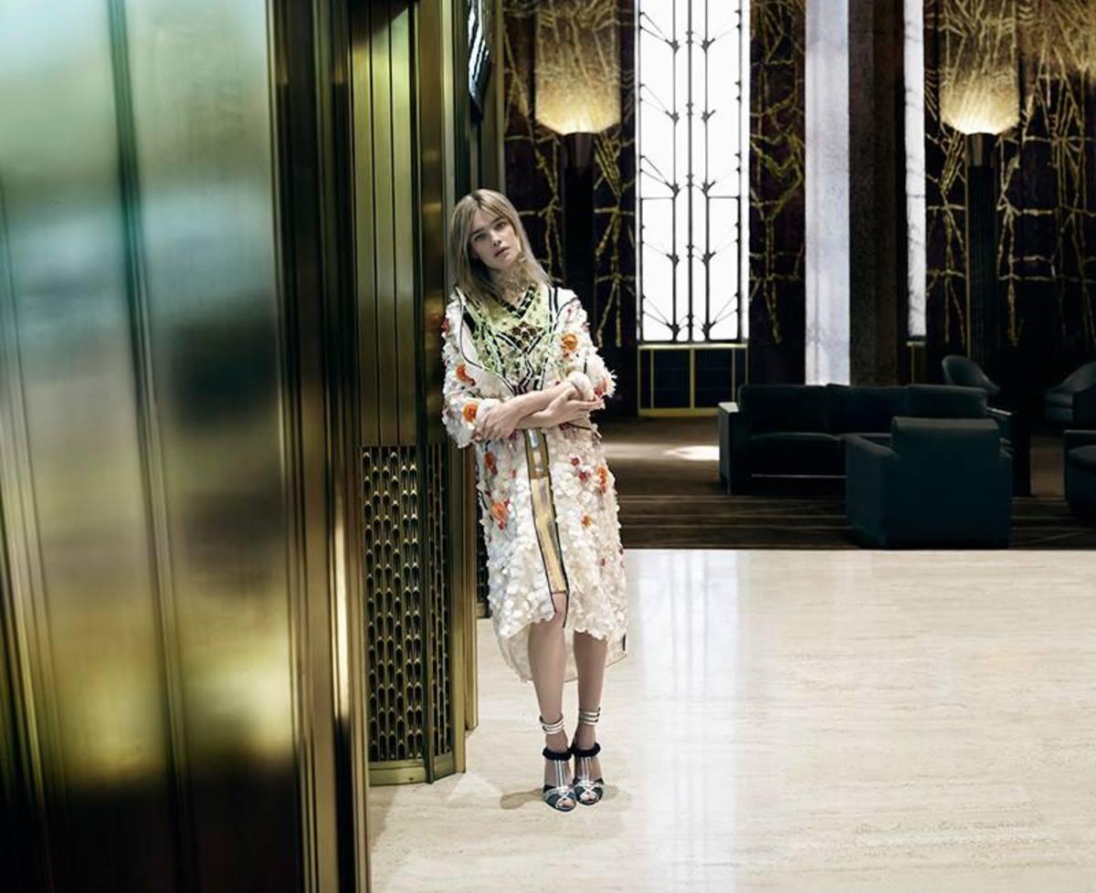 Photo: Steven Meisel for Prada