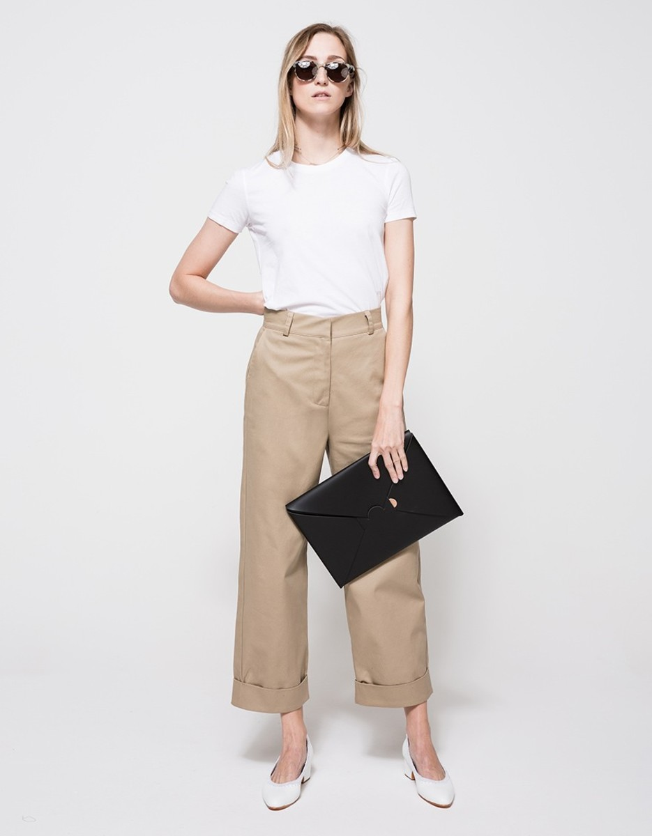 Stelen Tilden cuffed pant, $124, available at Need Supply.