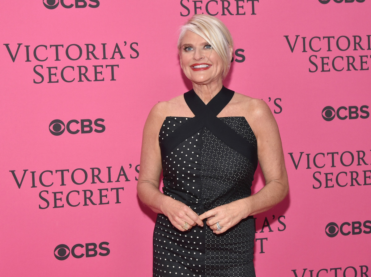 Sharen Jester Turney, pictured at the 2015 Victoria's Secret Fashion Show, has seen the lingerie brand's sales surpass the $7 billion mark since she became CEO in 2006. Photo: Mike Coppola/Getty Images Entertainment