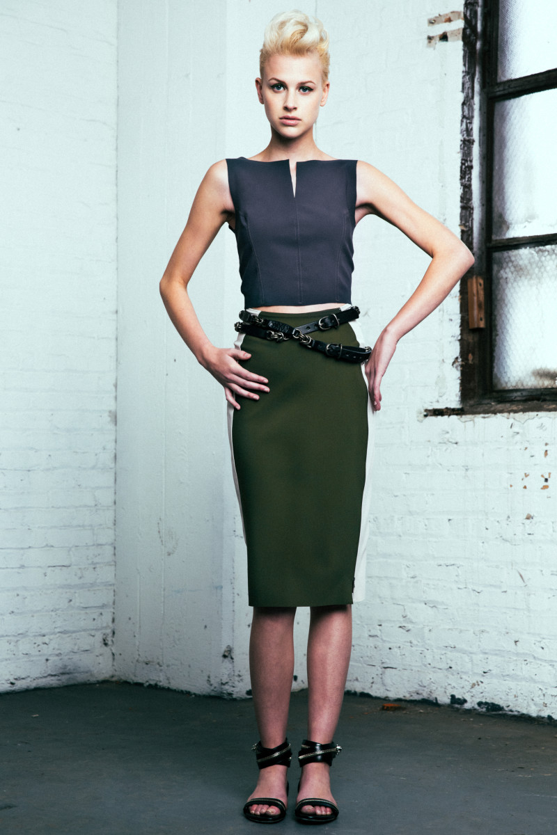 A look from M2057 by Maria Pinto's pre-spring 2016 collection. Photo: M2057 by Maria Pinto