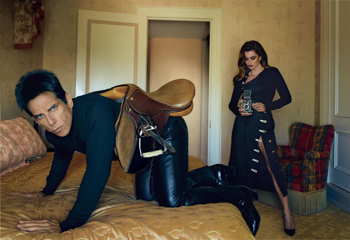 Photo: Annie Leibovitz for 'Vogue'