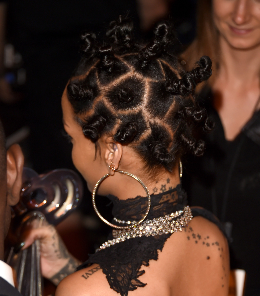Rihanna in 2014. Photo: Jason Merritt/Getty Images for Clear Channel