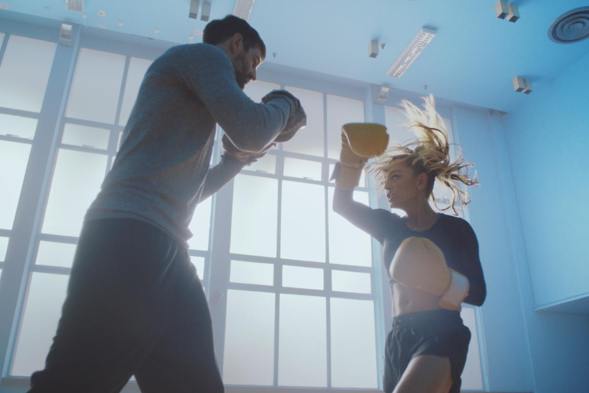 Boxing, so hot right now. Photo: Equinox