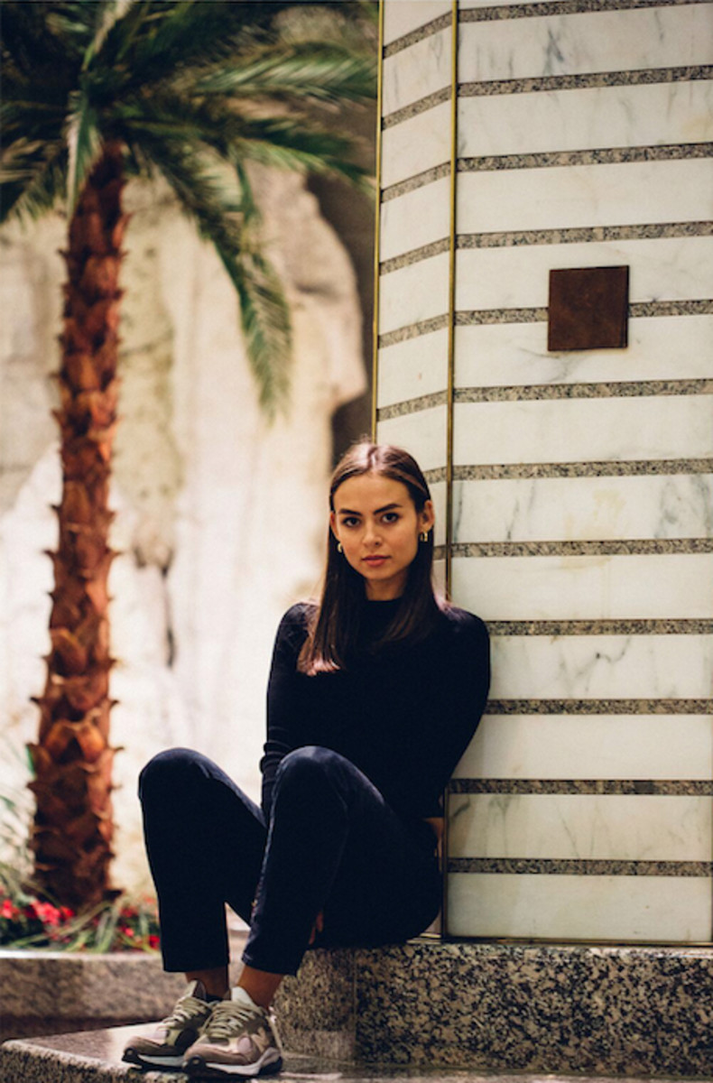 'Complex' editorial producer Emily Oberg. Photo: Emily Oberg