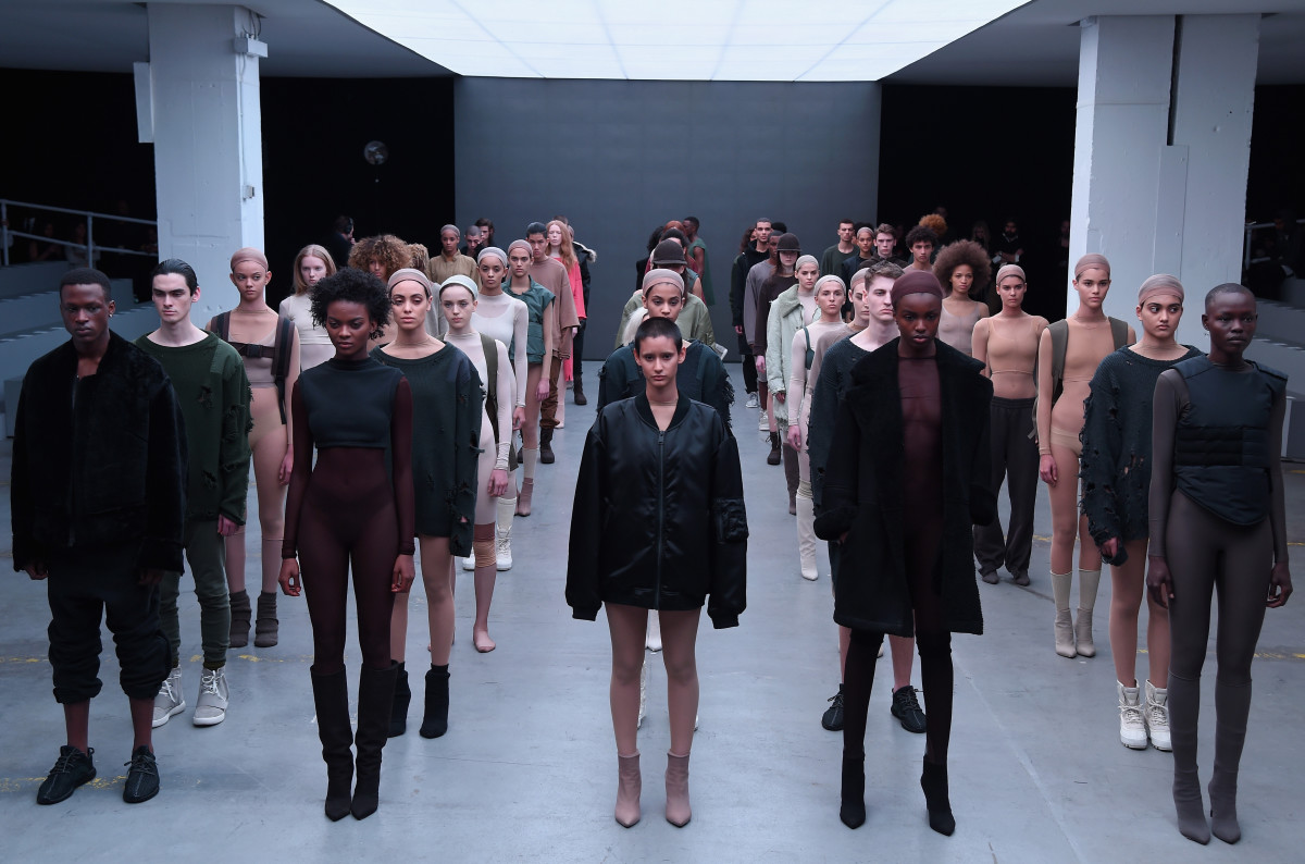 Fashion Picture: Kanye West Will Debut Yeezy Season 3 And 'Waves' At