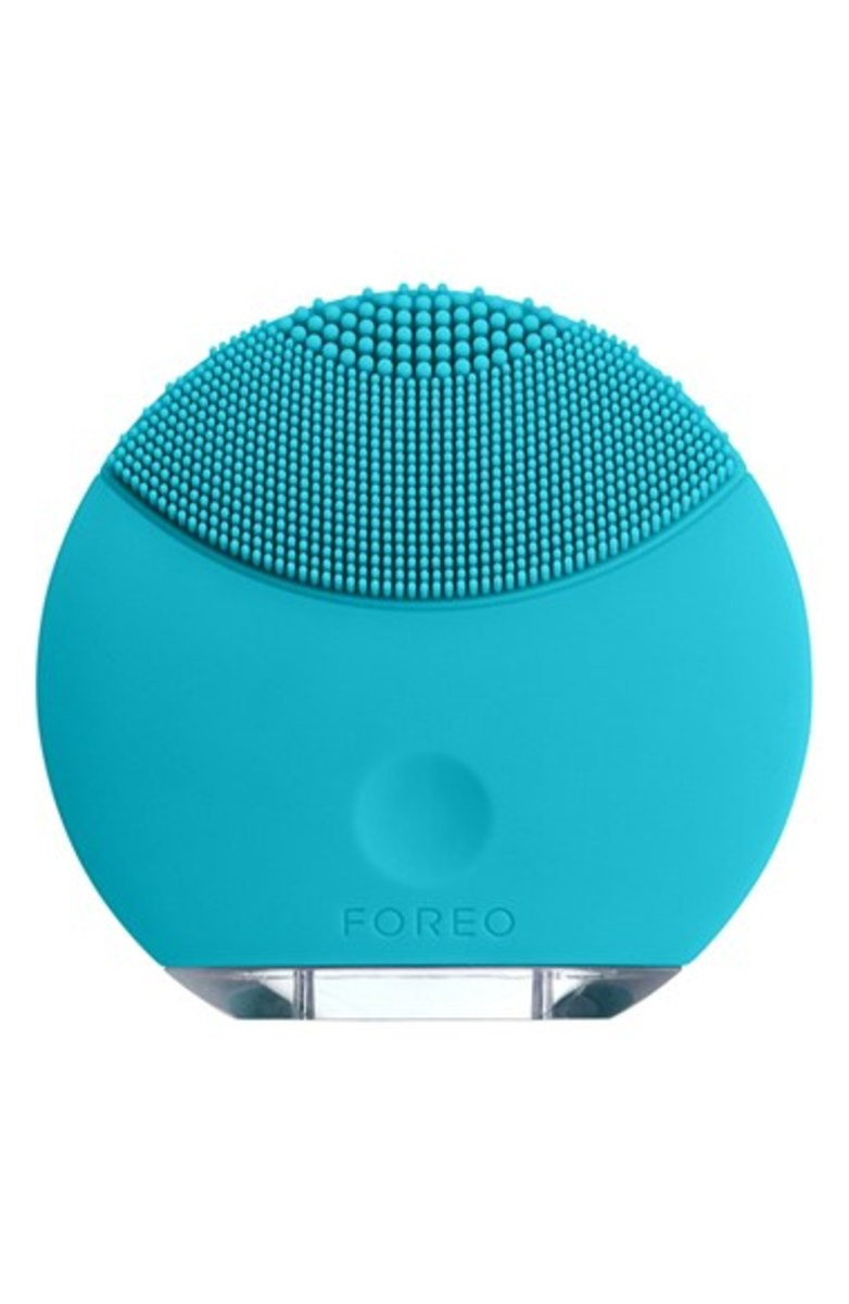Foreo 'Luna mini' Compact Facial Cleansing Device, $99, available at Nordstrom.