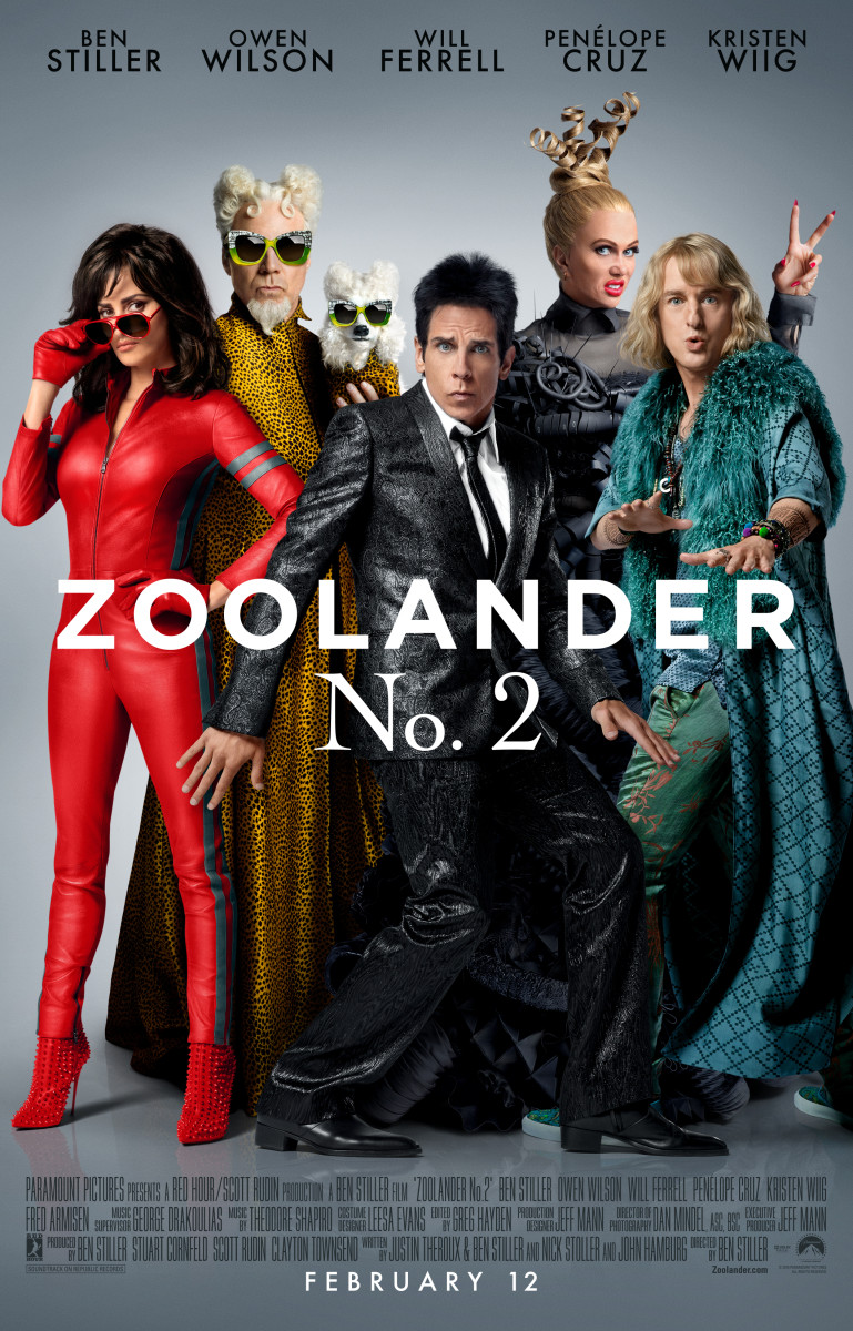 Weu0027re baaaack. Photo Paramount Pictures  sc 1 st  Fashionista & The u0027Zoolander 2u0027 Costumes Are u002750 Percent Couture Fashion and 50 ...
